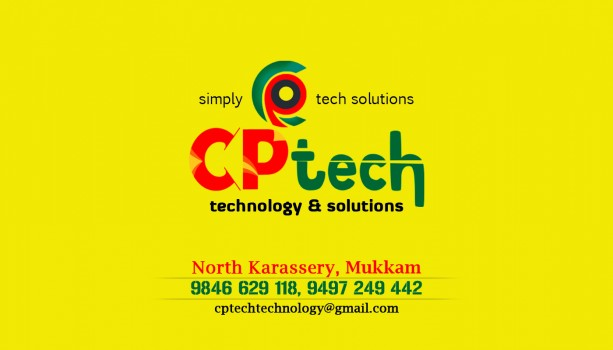 CP TECH, SECURITY SYSTEMS,  service in Mukkam, Kozhikode