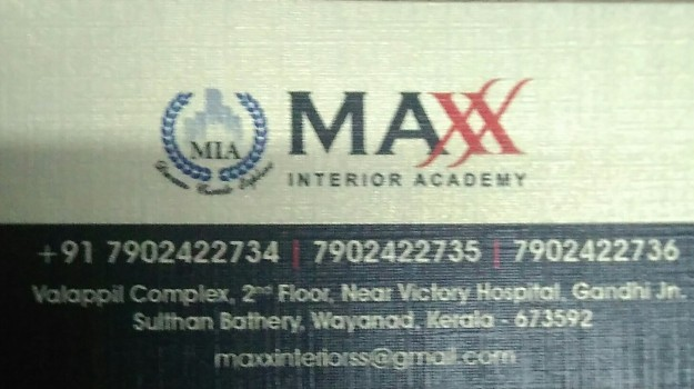 MAXX, PROFFESSIONAL STUDIES,  service in Sulthan Bathery, Wayanad