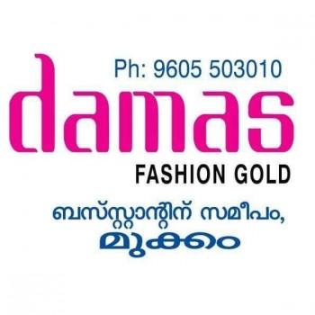 damasFashion Gold, GOLD COVERING,  service in Mukkam, Kozhikode