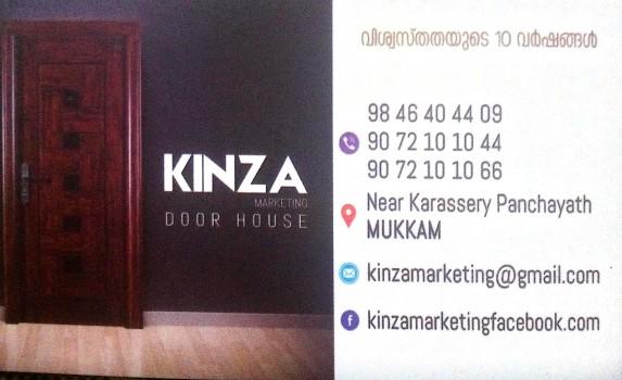 KINZA, DOORS,  service in Mukkam, Kozhikode