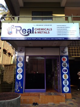 REAL ELECTROPLATING CHEMICALS AND METALS, CHEMICALS AND METALS,  service in Kozhikode Town, Kozhikode