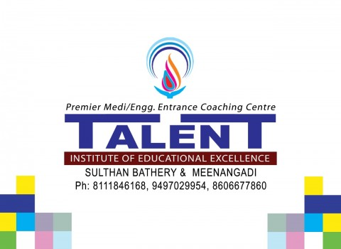 TALENT, TUTION CENTER,  service in Sulthan Bathery, Wayanad