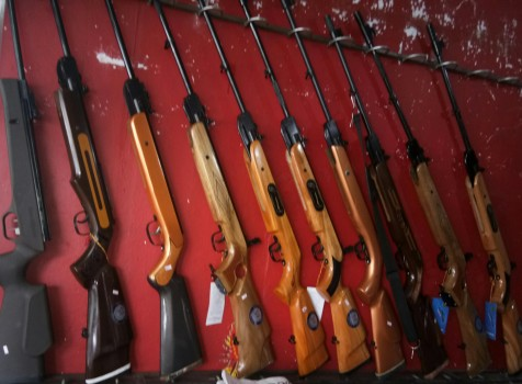 ARJUN AIR GUNS, ARMOURY AIRGUN,  service in Sulthan Bathery, Wayanad
