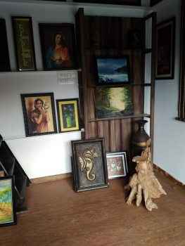 ARTZONE ART AND FRAMES, ART & CRAFT,  service in Perinthalmanna, Malappuram