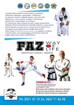 FAZ Way Of Life, YOGA AND THERAPY,  service in Mukkam, Kozhikode