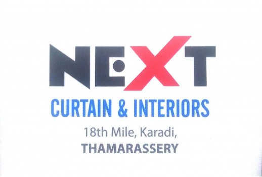 NEXT Curtain and Interiors, CURTAINS,  service in Thamarassery, Kozhikode