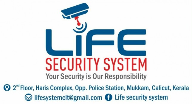 LIFE security System, SECURITY SYSTEMS,  service in Thiruvambadi, Kozhikode