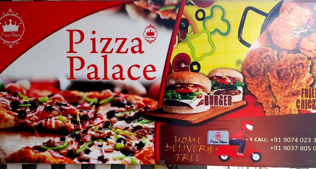 PIZZA PALACE, PIZZA,  service in Alappuzha, Alappuzha