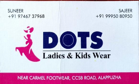 DOTS, LADIES & KIDS WEAR,  service in Alappuzha, Alappuzha