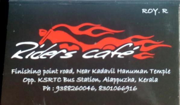 RIDERS CAFE, BIKE SERVICE,  service in Alappuzha, Alappuzha