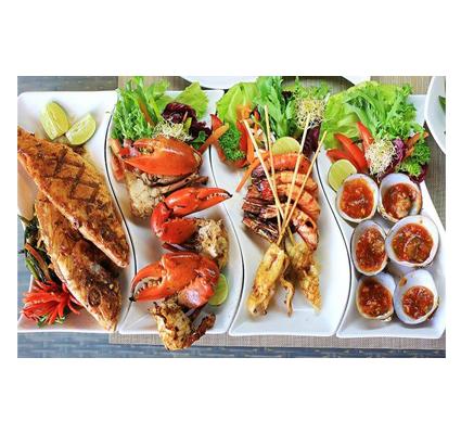 FOOD COURT, SEA FOOD in Kerala
