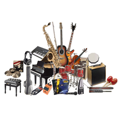 SHOP, MUSICAL INSTRUMENTS in Kerala