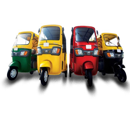 AUTOMOBILE, THREE WHEELER in Kerala