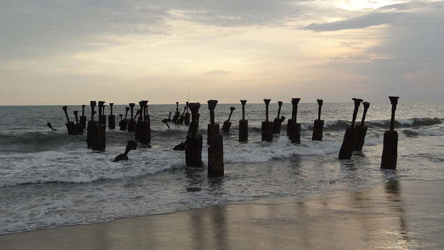 Kozhikode Beach Kozhikode