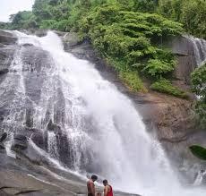Thusharagiri Falls  Kozhikode
