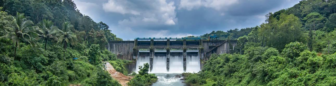 Peruvannamuzhi Dam Kozhikode